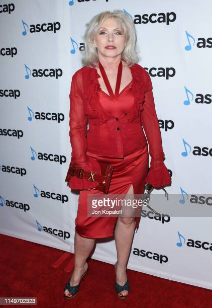 Debbie Harry attends the 36th Annual ASCAP Pop Music Awards at The Beverly Hilton Hotel on May 16 2019 in Beverly Hills California
