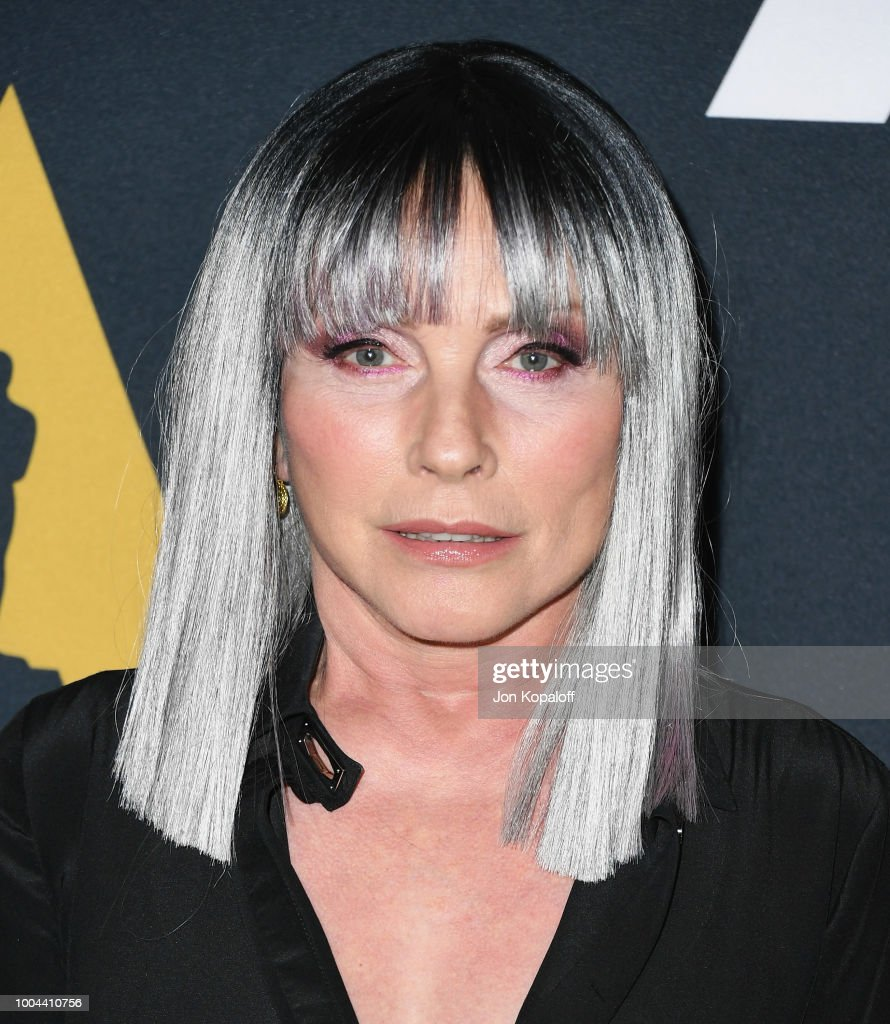 Debbie Harry attends The Academy Presents 'Hairspray' (1988) 30th Anniversary at Samuel Goldwyn Theater on July 23, 2018 in Beverly Hills, California.