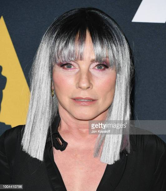 Debbie Harry attends The Academy Presents Hairspray 30th Anniversary at Samuel Goldwyn Theater on July 23 2018 in Beverly Hills California
