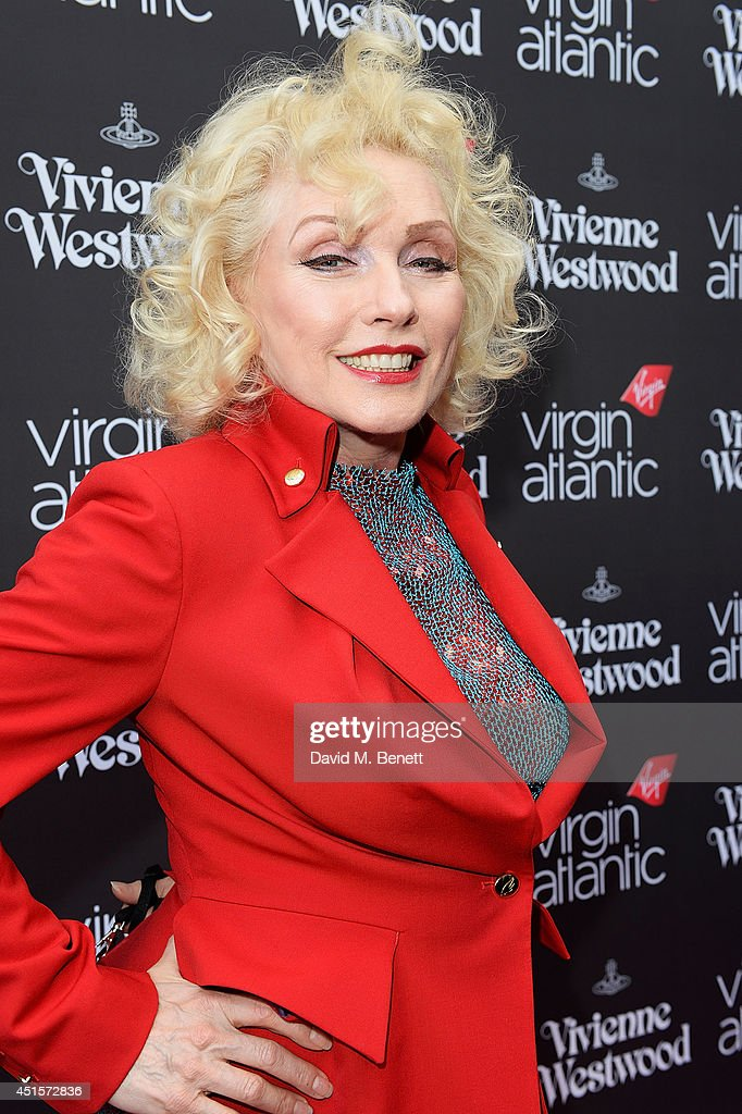 Launch Party To Celebrate Virgin Atlantic's New Vivienne Westwood Uniform Collection : News Photo