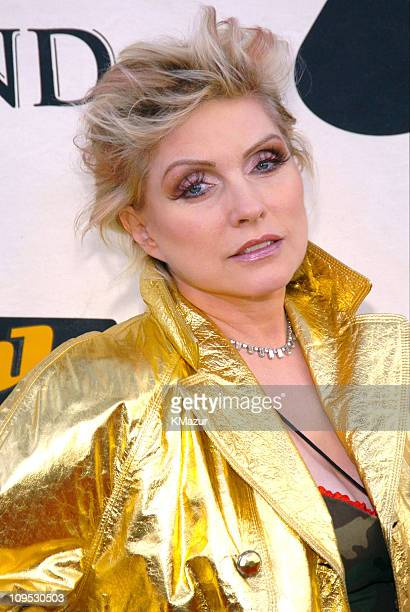 Debbie Harry during 2004 VH1 Divas Benefitting The Save The Music Foundation Red Carpet at The MGM Grand in Las Vegas Nevada United States