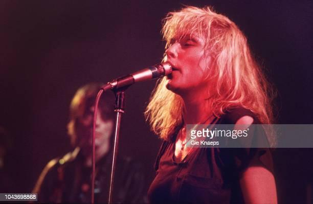 Debbie Harry Frank Infante Blondie Paradiso Amsterdam Netherlands 19th November 1977