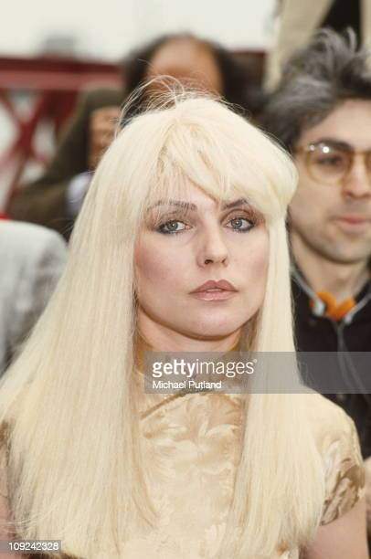 Debbie Harry of Blondie New York 1981