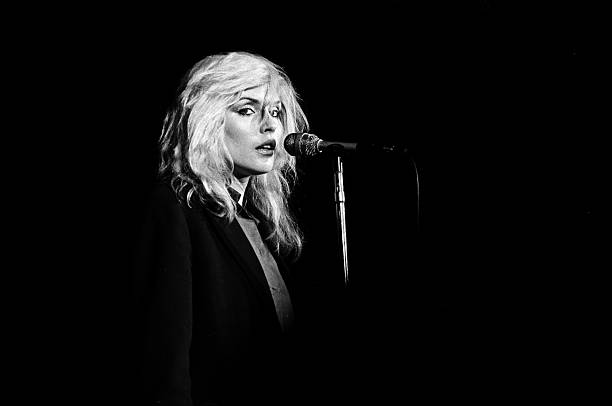 Debbie Harry Performs Live