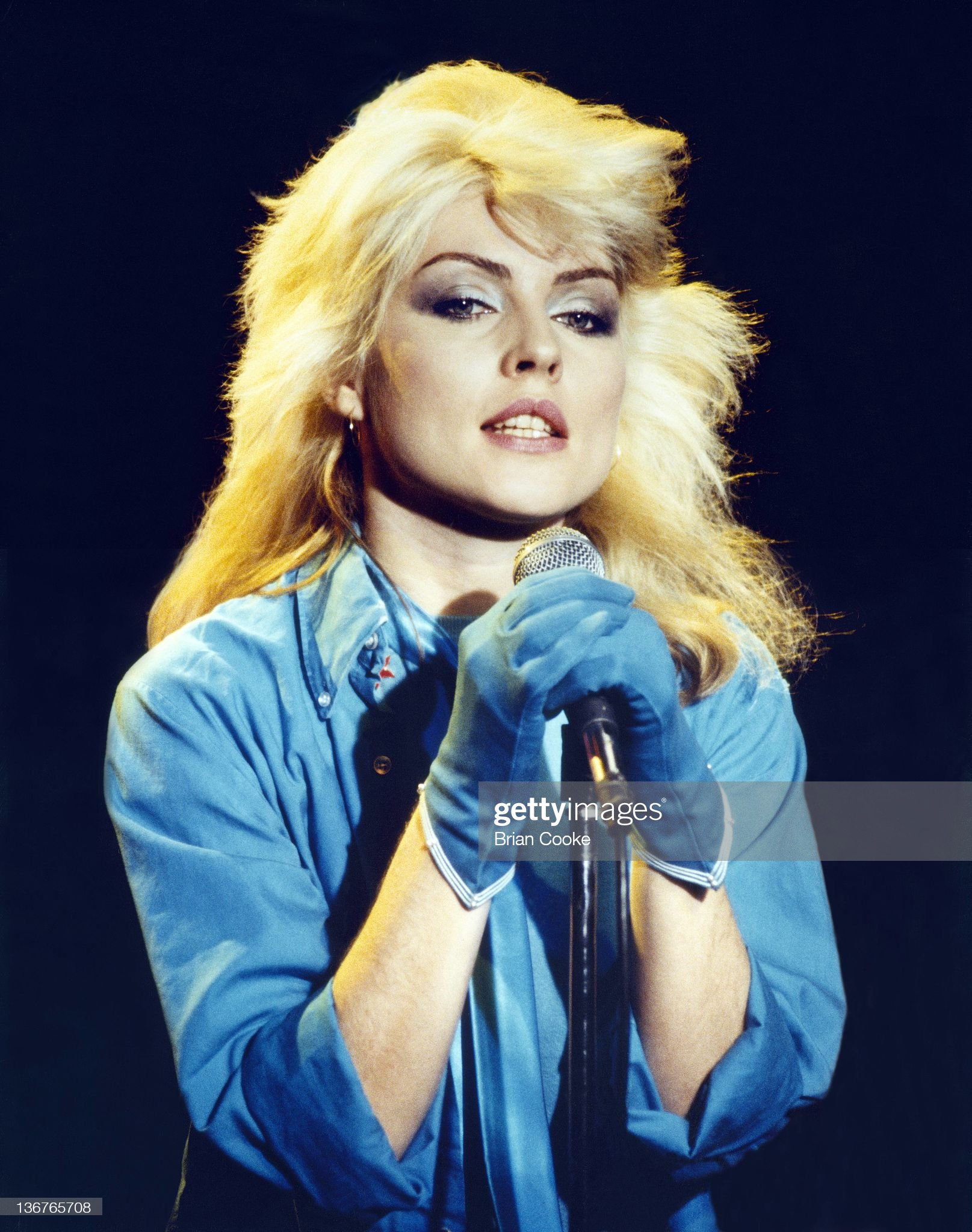 Debbie Harry... : News Photo