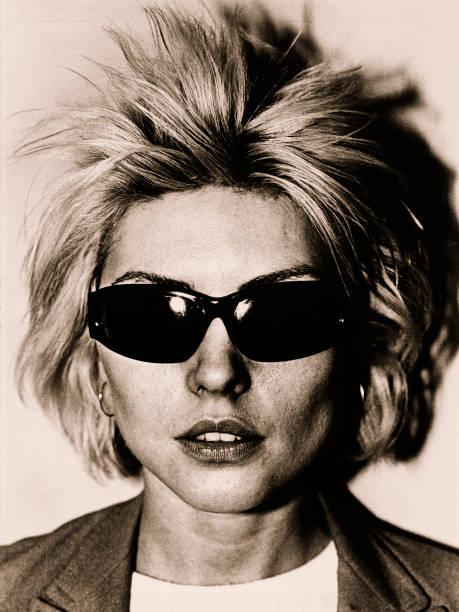 Debbie Harry Portrait Session
