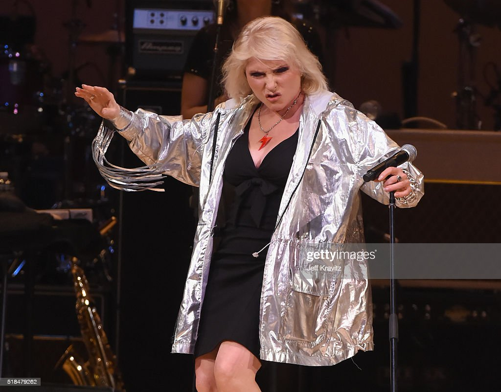 Michael Dorf Presents - The Music of David Bowie at Carnegie Hall - Show : News Photo