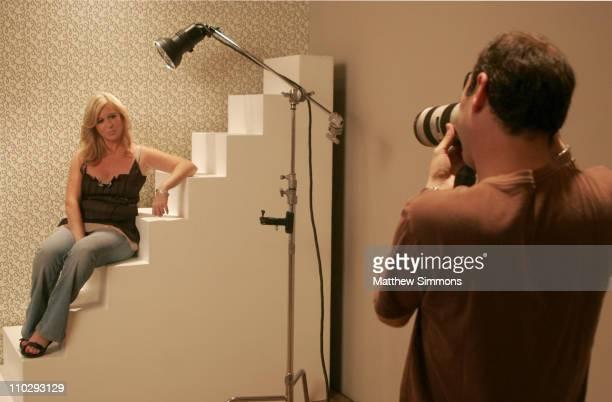 Debbie Issit director and photographer Jeff Vespa