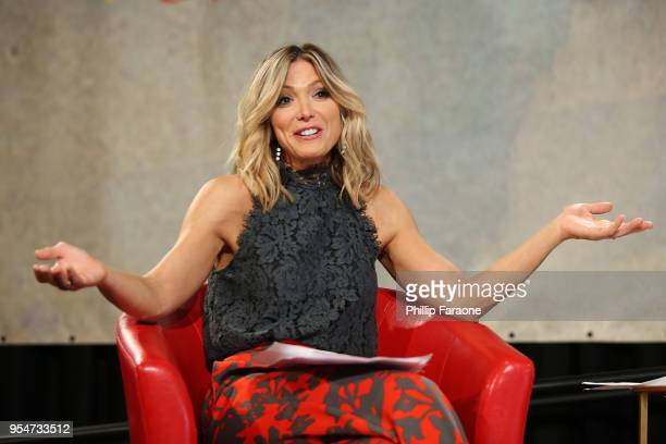 Debbie Matenopoulos attends the Game Changers panel at the 4th Annual Bentonville Film Festival Day 4 on May 4 2018 in Bentonville Arkansas