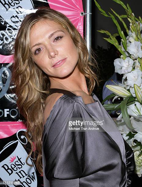 Debbie Matenopoulos during 4th Annual Best in Drag Show to Benefit Aid for AIDS at WilshireEbell Theater in Los Angeles California United States