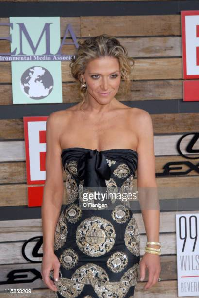 Debbie Matenopoulos during EMA E Golden Green Party at 9900 Wilshire Blvd in Beverly Hills California United States