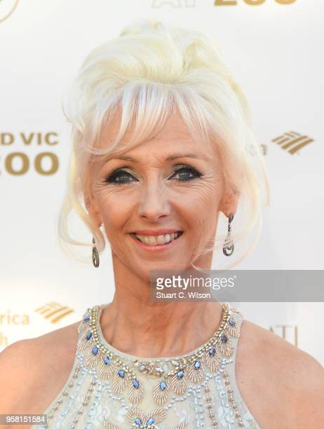 Debbie McGee attends The Old Vic Bicentenary Ball at The Old Vic Theatre on May 13 2018 in London England