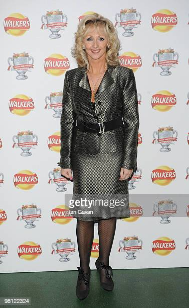 Debbie McGee attends the Walkers Launch Party to launch 15 new flavours of crisps at Orchid on March 29 2010 in London England