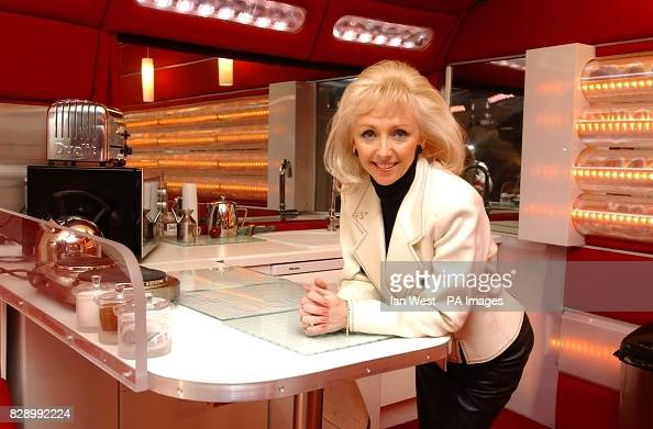 Debbie McGee during a photocall for ITV's Celebrity 24 Hour Quiz ...