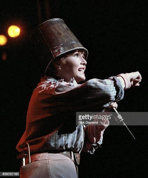Debbie Reynolds Performs at The Fox Theater in Atlanta Georgia October 21, 1978