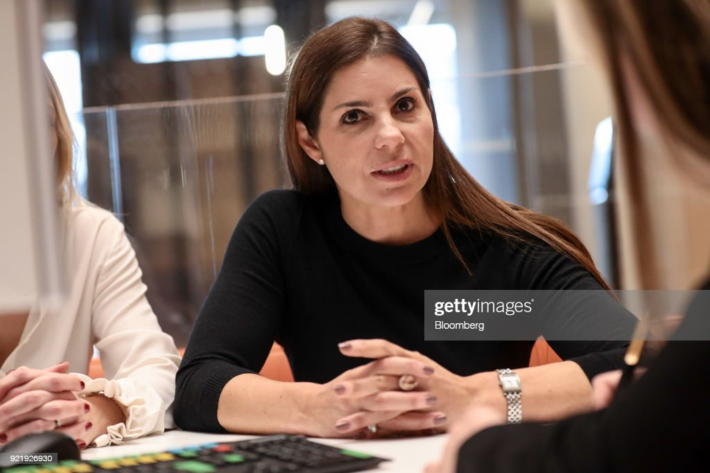 Debbie Wosskow, founder of Love Home Swap Ltd., speaks during an interview in London, U.K., on Wednesday, Jan. 31, 2018. On March 8, International Women's Day, Wosskow and former Hearst Magazines U.K. chief Anna Jones will open Britains first members-only club specifically for businesswomen. Photographer: Simon Dawson/Bloomberg via Getty Images