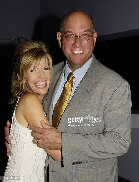 Debby Boone after party with proud husband Gabriel Ferrer