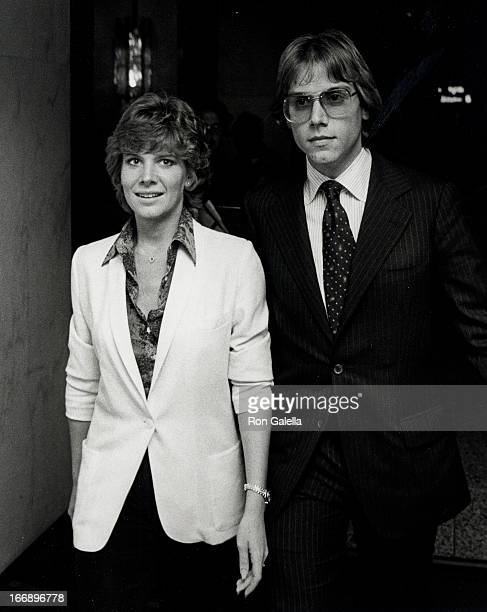 Debby Boone and Gabriel Ferrer attend St Jude Children's Hospital Benefit Party on May 28 1979 at Sybilis in New York City
