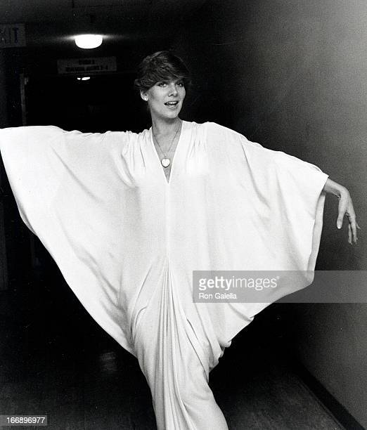 Debby Boone attends Becasue We Care Benefit for Cambodia on January 29 1980 at the Dorothy Chandler Pavilion in Los Angeles California