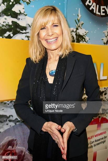 Debby Boone attends The Paley Center Presents A Holiday Celebration With Debby Boone You Light Up My Life 40th Anniversary Event at The Paley Center...