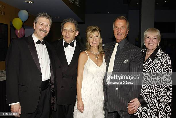 Debby Boone Concert after party celebration with Conductors John Oddo and Boris Brott and Mr Mrs Pat Boone