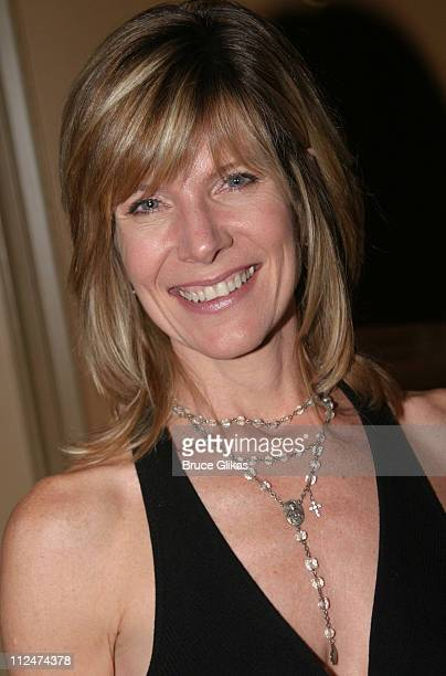 Debby Boone during Brian Stokes Mitchell Greets Guests at His Show Love/Life at Feinstein's at The Regency Hotel in New York City New York United...
