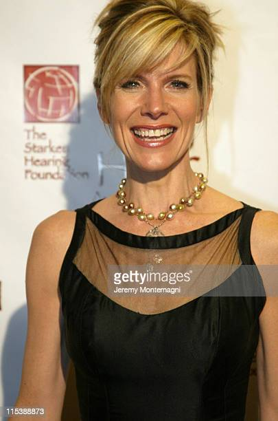 Debby Boone during So The World May Hear 2003 Awards Gala at Century Plaza Hotel in Century City California United States