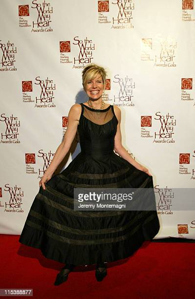 Debby Boone during So The World May Hear 2003 Awards Gala at Century Plaza Hotel in Century City, California, United States.