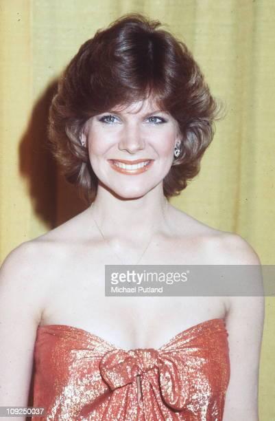 Debby Boone portrait New York 1977