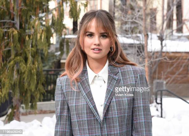 Debby Ryan attends the 2020 Sundance Film Festival In Park City on January 27 2020 in Park City Utah
