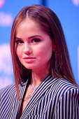 bilbao spain debby ryan attends mtv