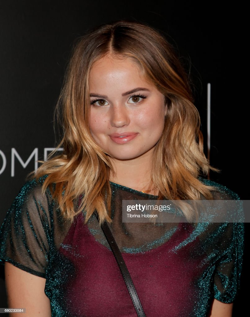 Debby Ryan attends the Netflix FYSEE Kick-Off event at Netflix FYSee Space on May 7, 2017 in Beverly Hills, California.