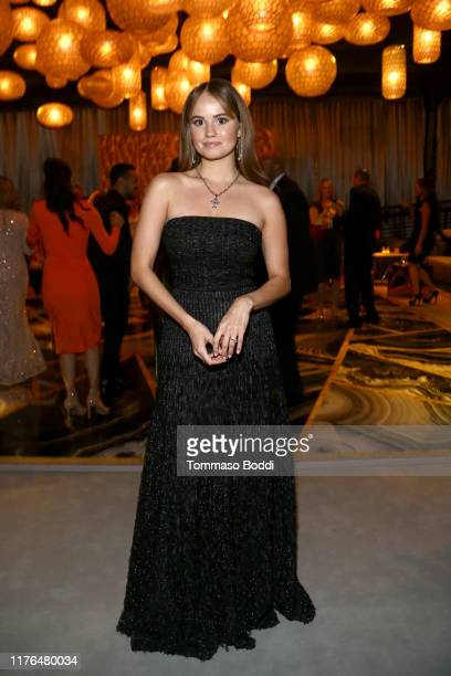 Debby Ryan attends the Netflix's 71st Emmy Awards After Party on September 22, 2019 in Hollywood, California.