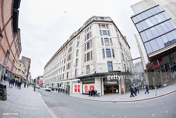 Debenhams Store on Argyle Street, Glasgow