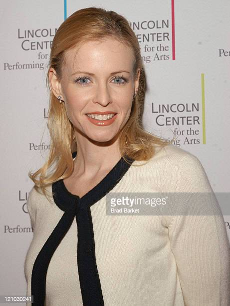 Debera Yates arrives at Lincoln Center's Winter Gala at Alice Tully Hall in New York