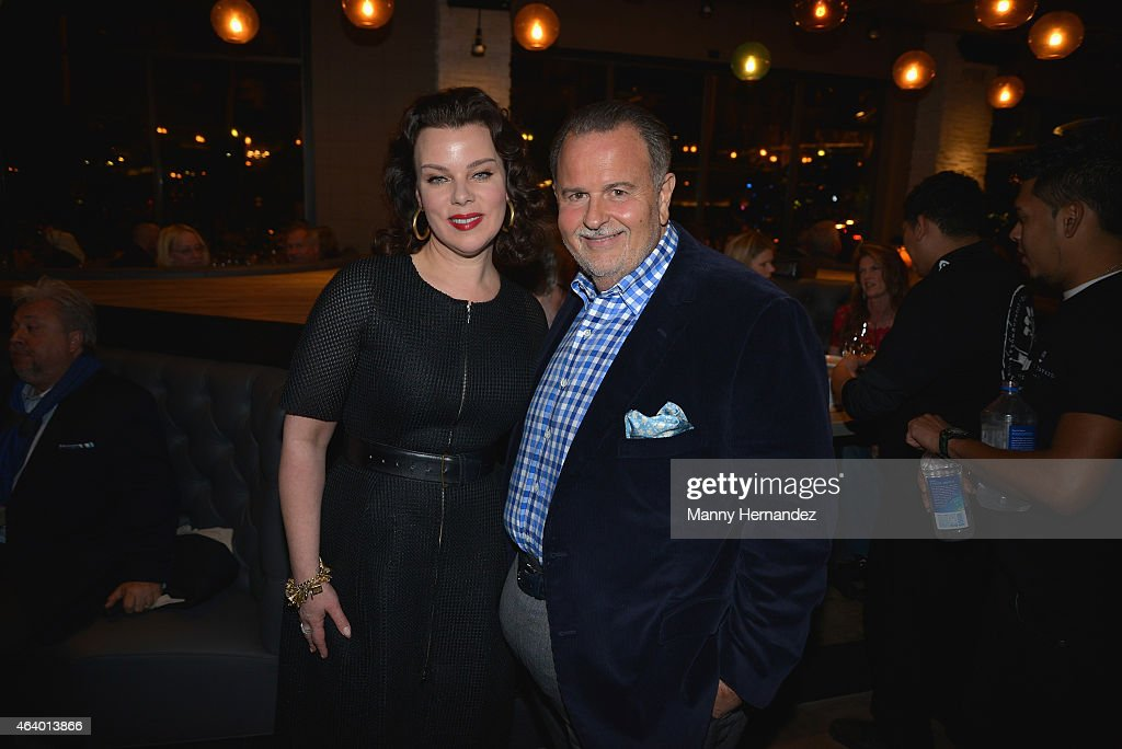 Tuscan Trio Dinner Hosted By Fabio Viviani, Debi Mazar And Gabriele Corcos - 2015 Food Network & Cooking Channel South Beach Wine & Food Festival