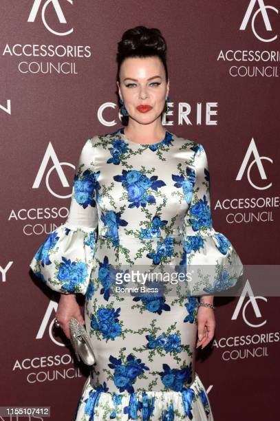 Debi Mazar attends the 23rd Annual ACE Awards at Cipriani 42nd Street on June 10, 2019 in New York City.