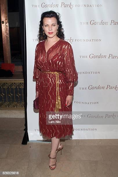 Debi Mazar attends the Gordon Parks Foundation Awards Dinner at the Plaza Hotel in New York City �� LAN