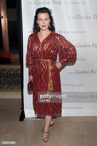 Debi Mazar attends the Gordon Parks Foundation Awards Dinner at the Plaza Hotel in New York City �� LAN