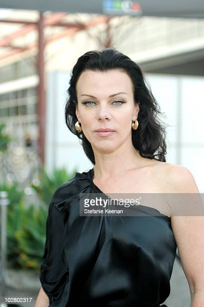 Debi Mazar attends the MOCA Opening Reception for Dennis Hopper Double Standard at The Geffen Contemporary at MOCA on July 10, 2010 in Los Angeles,...