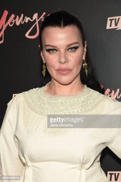 """Debi Mazar attends the """"Younger"""" Season Four Premiere Party at Mr. Purple on June 27, 2017 in New York City. On June 27, 2017 in New York City."""