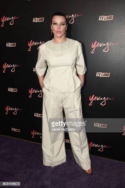 Debi Mazar attends the 'Younger' Season Four Premiere Party at Mr Purple on June 27 2017 in New York City on June 27 2017 in New York City