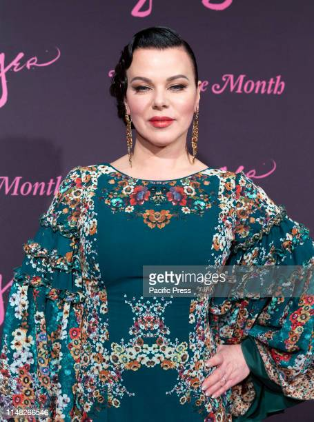 Debi Mazar attends TVLand Younger Season 6 premiere party at The William Vale Hotel
