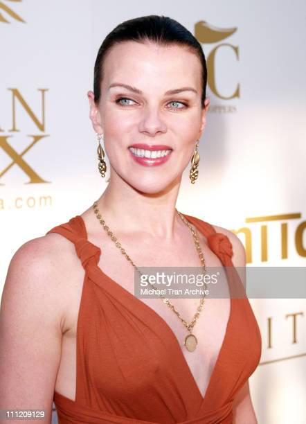 Debi Mazar during 'A Midsummer Night's Dream' Party Arrivals at Citrine Restaurant in West Hollywood California United States