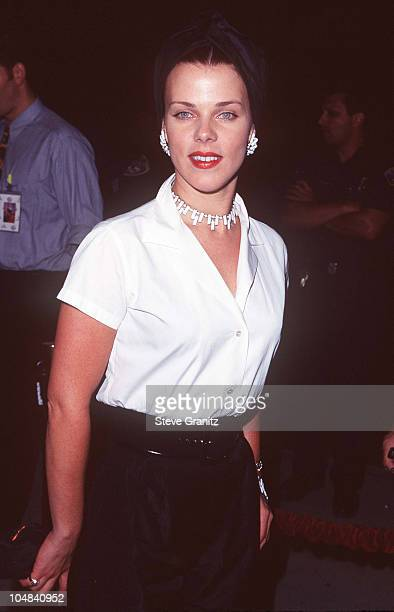 Debi Mazar During A Thousand Acres Premiere At The Academy In Beverly Hills California
