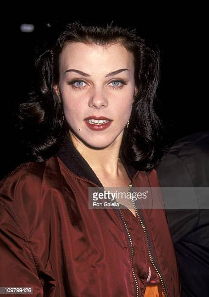 Debi Mazar during ABC Network AllStar Party at Cafe Luxembourg in New York City New York United States
