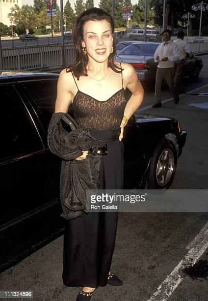 Debi Mazar during ABC Summer TCA Press Tour at Century Plaza Hotel in Los Angeles California United States