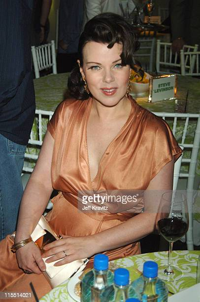Debi Mazar during 'Entourage' Season Premiere After Party at Cinerama Dome in Hollywood California United States