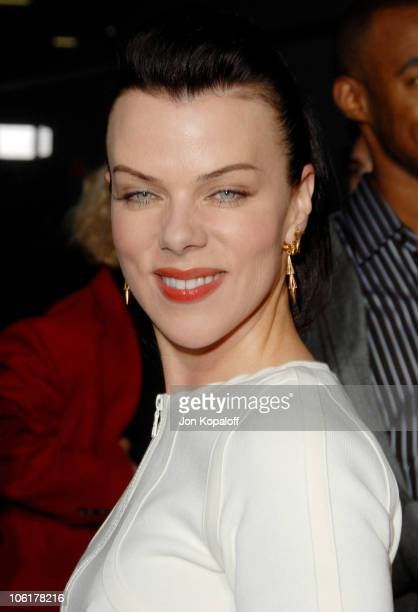 Debi Mazar during Entourage Third Season Premiere in Los Angeles Arrivals at ArcLight Cinerama Dome in Hollywood California United States