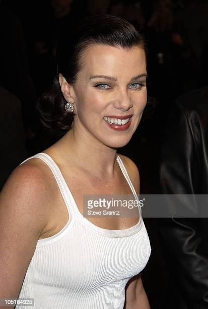 Debi Mazar during Giorgio Armani Receives First Rodeo Drive Walk Of Style Award at Rodeo Drive in Beverly Hills California United States